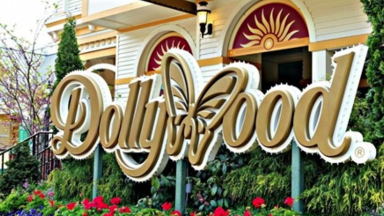 Dollywood Sign 16x9