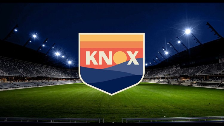 Knoxville professional soccer team unveils new logo