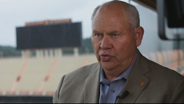 Director of Athletics Phillip Fulmer discusses the importance of Tee Martin to the '98 Championship