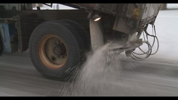 City, state crews ready to treat roads