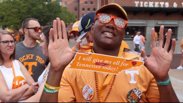 "Vols ""Super Fan"" celebrates milestone"