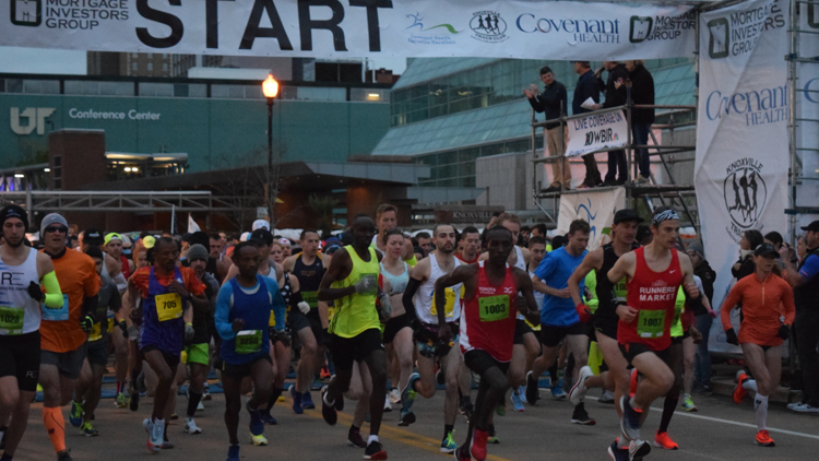 2020 Knoxville Marathon going virtual this year because of COVID-19