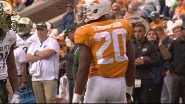Jeremy Pruitt addresses Bryce Thompson's return to practice