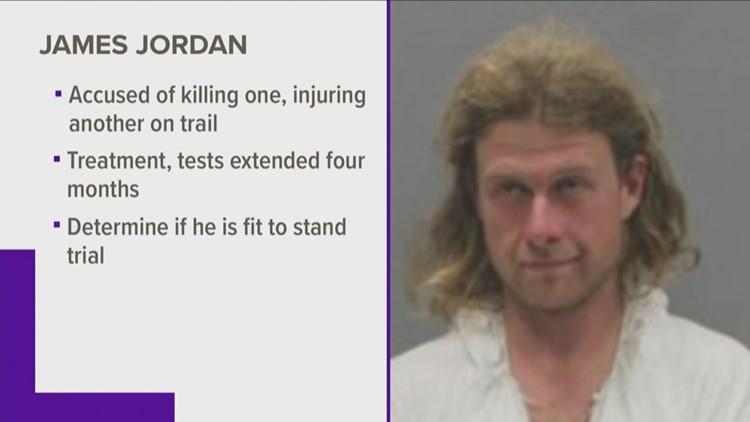 Judge: more mental tests for accused killer