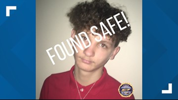 Missing endangered 16-year-old from West TN found safe after nearly a month