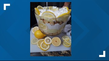 A lemon trifle recipe that's a cool and refreshing summer treat