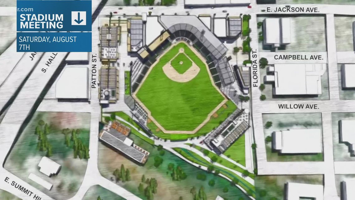 A public information session on the proposed baseball stadium is coming this weekend