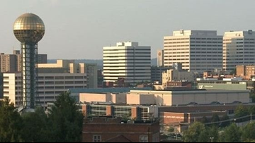 Knoxville metro region ranks as 25th most polluted city in nation
