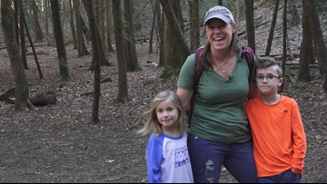 JOMO Week: Families disconnect from phones to reconnect in the Smokies