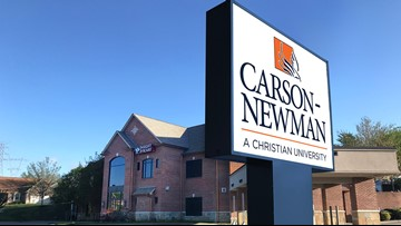 Carson-Newman hosts grand opening of new Knoxville Education Center