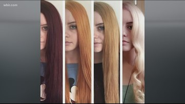 How to match your hair color to your skin tone