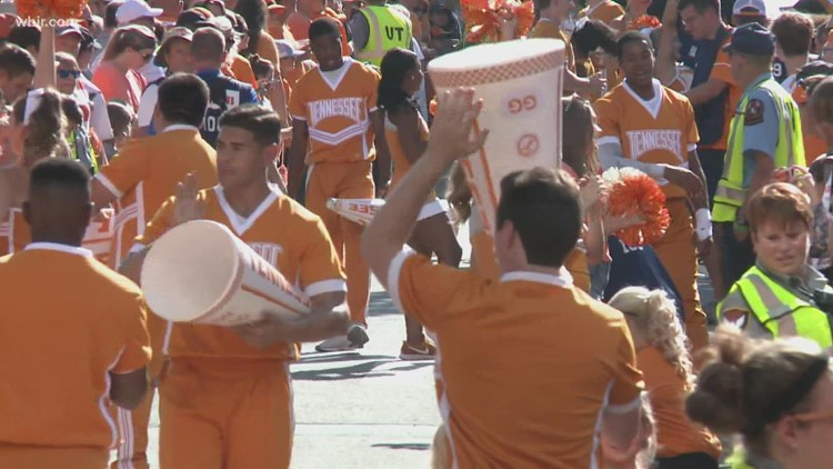 Vol Nation raising more than $102,000 for East TN Children's Hospital after raucous game