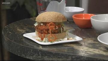 In the kitchen: Buffalo chicken sandwich recipe