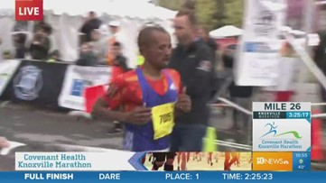 Highlights from the 2019 Covenant Health Knoxville Marathon