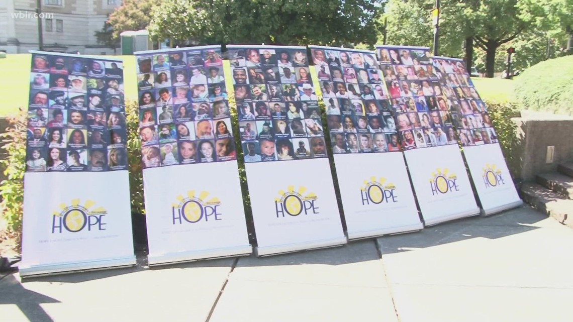 Day of Remembrance for murder victims in Knoxville