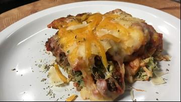 Melissa's Zucchini Pizza Casserole