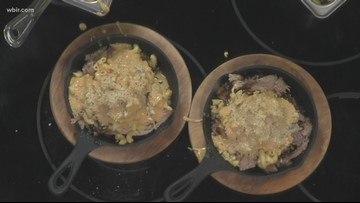 In the kitchen: Puckett's Piggy Mac n' Cheese