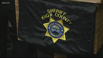 'Heart behind the badge': Two Knox Co. deputies buy food, air conditioner for family in need during call