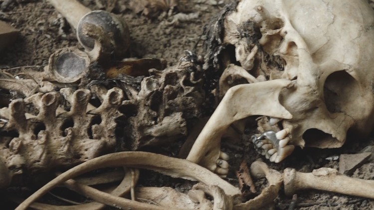 The Body Farm: They read the bones so cops can catch the killers