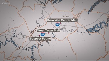 Suspects wanted for multiple jewelry heists across the country arrested in Knoxville, KPD says