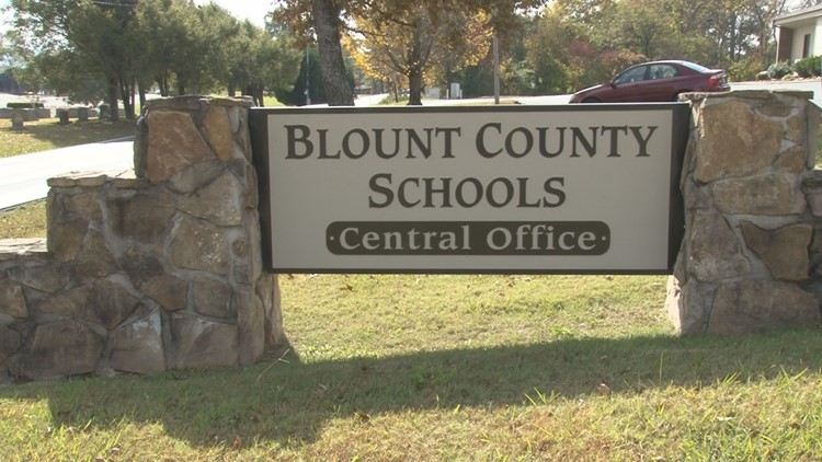 Blount County middle, high schools move to virtual learning Monday