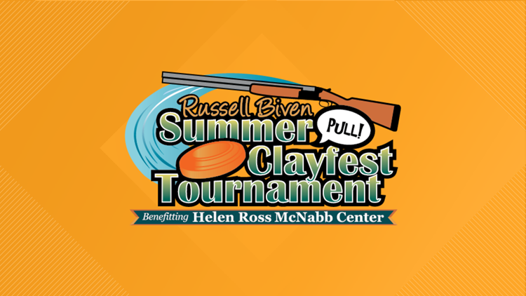 WBIR's Russell Biven hosts Clayfest tournament to 'Pull!' for a good cause