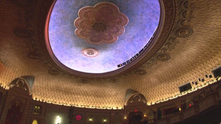 Concert at the Tennessee Theatre