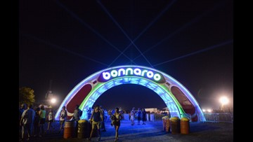 Radiate Positivity! Bonnaroo postponed until September