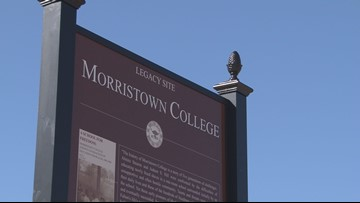 Morristown celebrates history, future with opening of Heritage Park