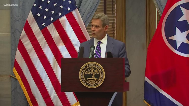 Gov. Lee calls for review of state's education funding plan