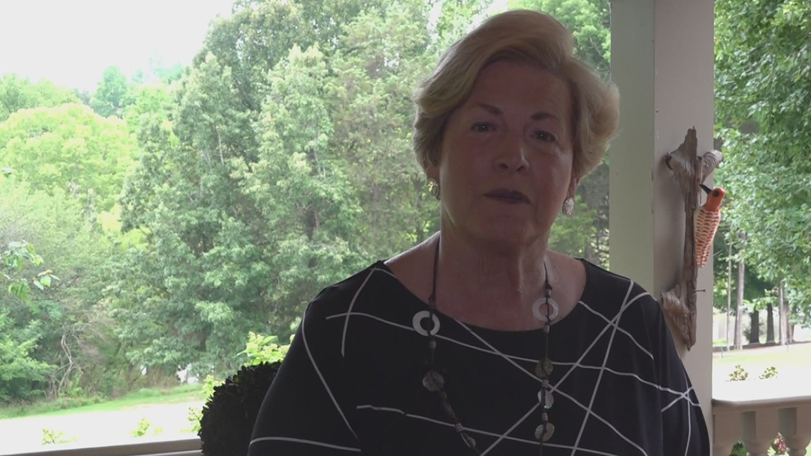 Joan Cronan stalks about the Lady Vols' storied success in the Olympics