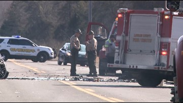 Steekee School Road back open after serious crash at Hwy 72 in Loudon County