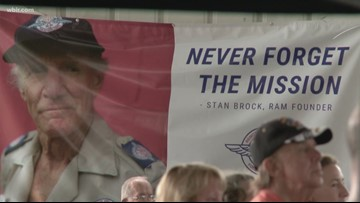 RAM honors veterans at Salute to Service