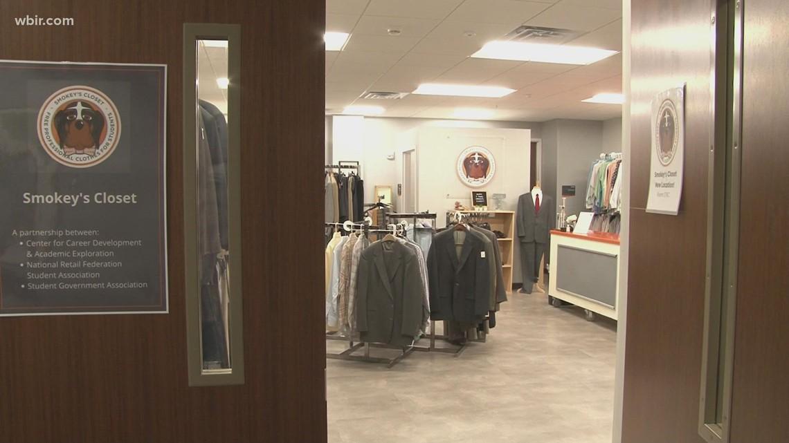 Smokey's Closet, a UT program giving students professional clothing, celebrates fifth anniversary