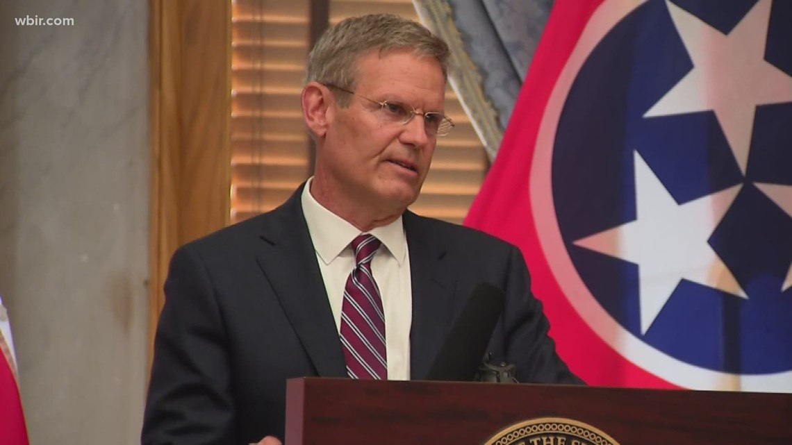 Gov. Lee wants Tennesseans vaccinated