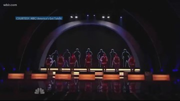 """Former Sevier Co. Clogger recalls time on """"America's Got Talent"""""""