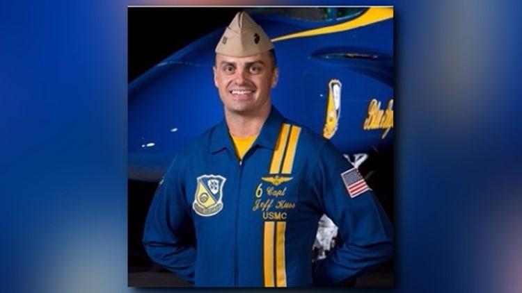 Marine Capt. Jeff Kuss