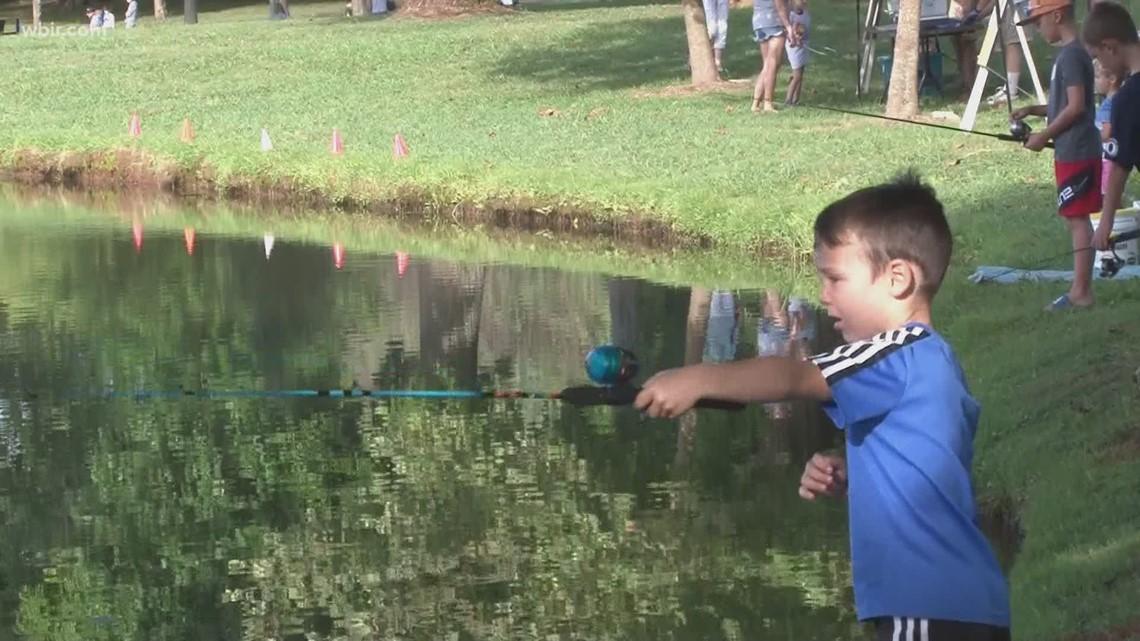 Bob Watt Fishing Rodeo