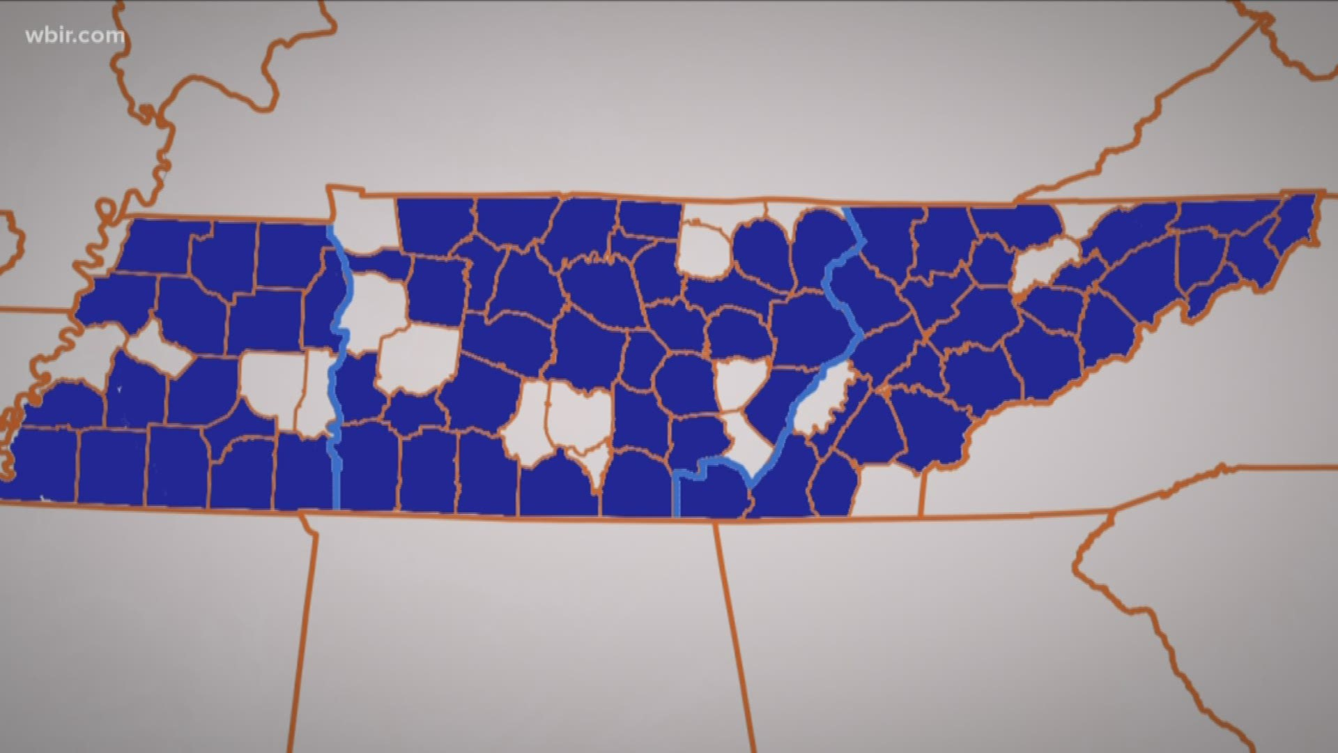 Gov Issues Safer At Home Order For Tennessee Wbir Com