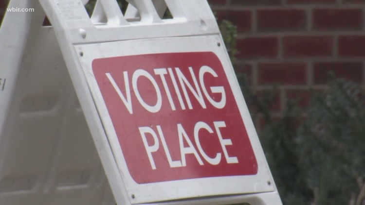 A reinstated TN law means first time voters have to cast their ballot in person