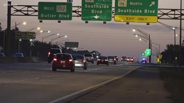 Law enforcement cracking down on speeding