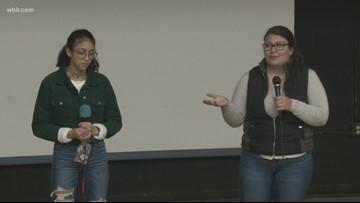 Oak Ridge students address vaping dangers within schools