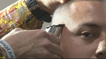 In a world of 'trendy barbers,' the Tennessee Barber Expo acknowledges the industry's past while showing off new techniques