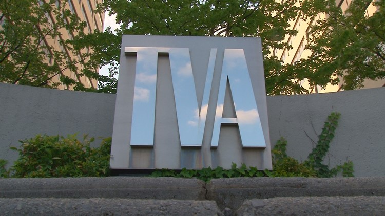 TVA towers