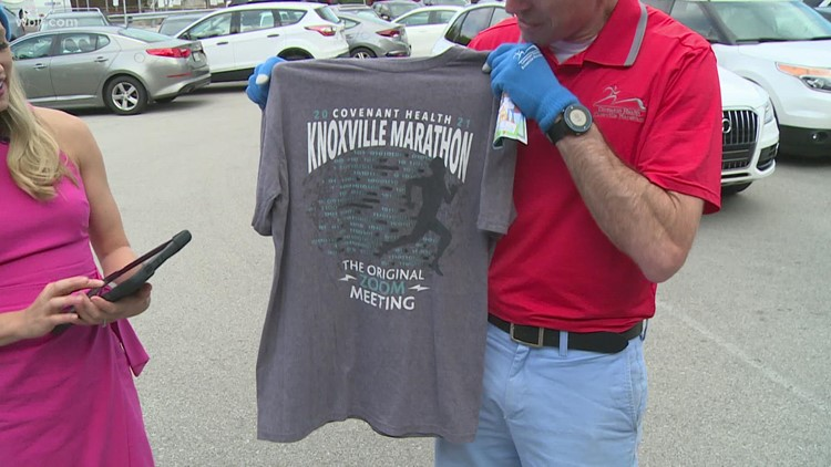 Covenant Health Knoxville Marathon set for Oct. 3