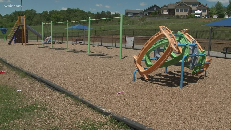 Northshore Elementary School adds new inclusive playground