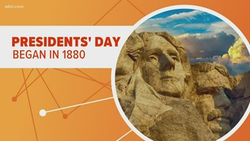 Connecting the Dots: President's Day