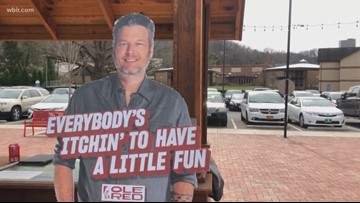 Blake Shelton to perform at Ole Red tonight