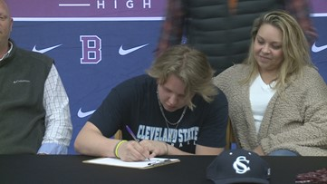 Brandon LeJeune Signs with Cleveland State