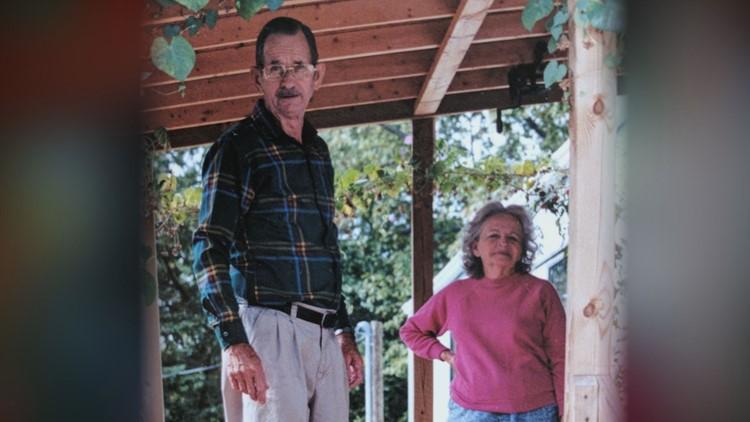 Doug & Helen Mills. Courtesy Debbie Segar
